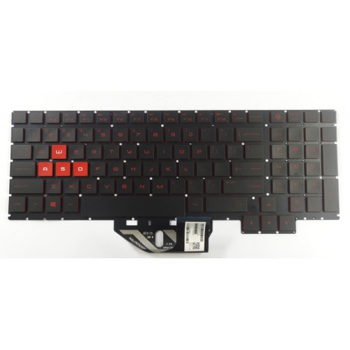 Klawiatura HP OMEN 15-ce008nw 15-ce013nw LED