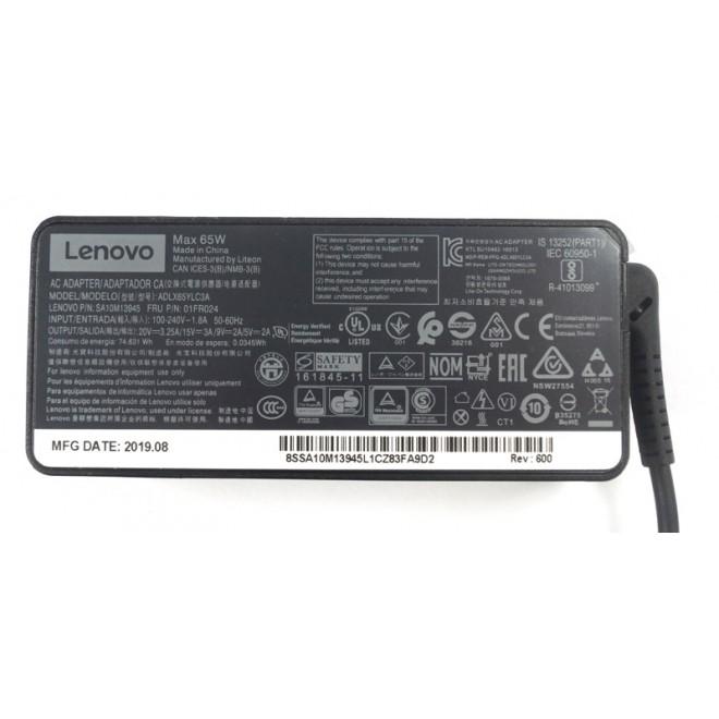 ZASILACZ ORYGINAŁ ŁADOWARKA LENOVO 65W USB-C