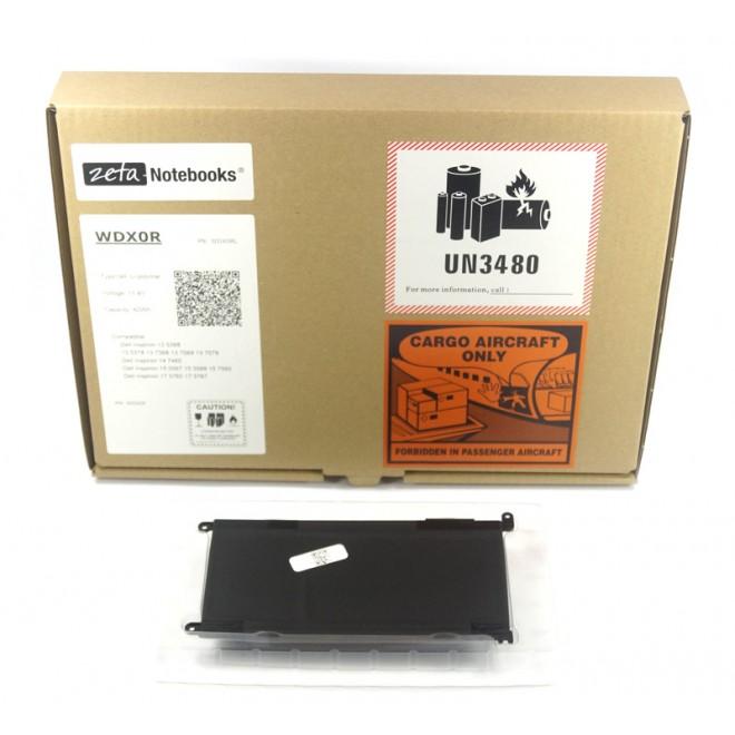 Bateria do DELL WDX0R 42Wh 3C 3CRH3