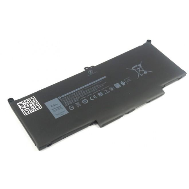 Bateria do Dell 60Wh 4C F3YGT Latitude E7480