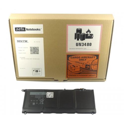 BATERIA do DELL 90V7W 56Wh 13 9350 XPS 13 13-9343