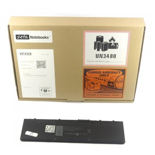 Bateria do Dell Latitude E7240 E7250 52Wh WD52H VFV59