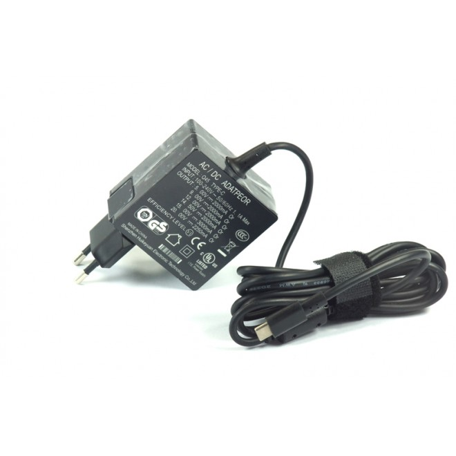 Ładowarka Zasilacz Zeta do Lenovo 20V 2.25A USB-C Yoga 910 720
