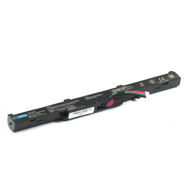 Bateria Zeta do ASUS A450J A450JF A450E F450E A41-X550E