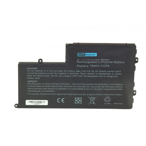 BATERIA Zeta do DELL INSPIRON 15 5547 14-5447 TRHFF