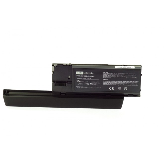 BATERIA Zeta do DELL LATITUDE D620/D630 7800mAh