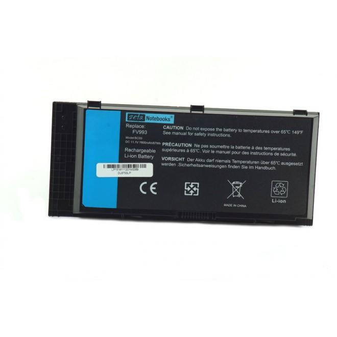 BATERIA Zeta do Dell Precision M4700 M6700 M4800 M6800