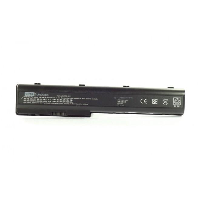 BATERIA Zeta do HP DV7 HDX18 SERIA 5200mAh