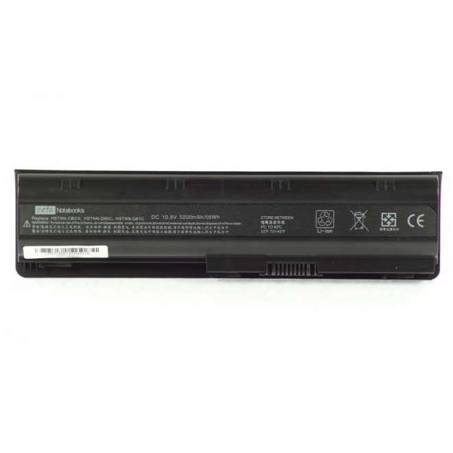 Bateria Zeta MU06 do HP 635 650 655 2000 Pavilion G6 G7