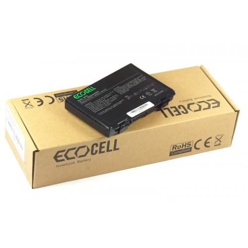 BATERIA ECOCELL DO ASUS K40 K50 K50IJ K60 K70 A32-F82