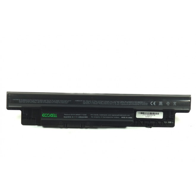 BATERIA ECOCELL DO DELL Inspiron 15R 3521 5521 5537 MR90Y