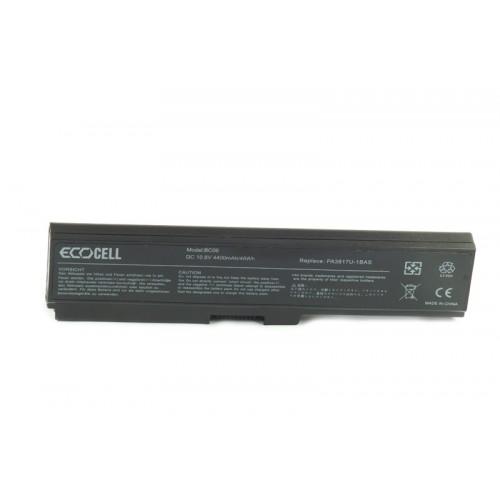 BATERIA ECOCELL DO Toshiba Satellite L755 L755D L745 L750 PA3817U-1BR