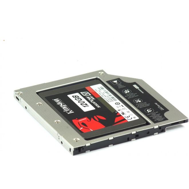 KIESZEŃ ZETA 2HDD DELL Inspiron 15 5559 + kabel