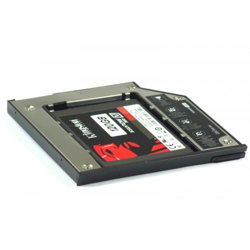 KIESZEŃ ZETA 2HDD DELL  E6400 E6500 E6410 E6510 + kabel