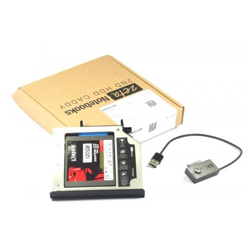 KIESZEŃ ZETA 2HDD DO LENOVO IdeaPad Y500 Y500N Y510P
