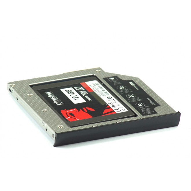 KIESZEŃ ZETA 2HDD DO HP Zbook 15 17
