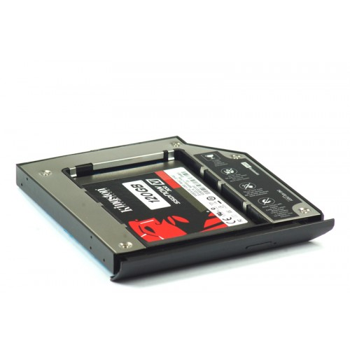 KIESZEŃ ZETA 2HDD HP Probook 6460b 6465b 6470b 6475b + kabel